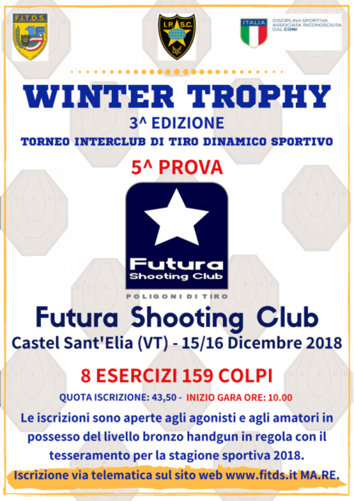 071 WINTER TROPHY 2018